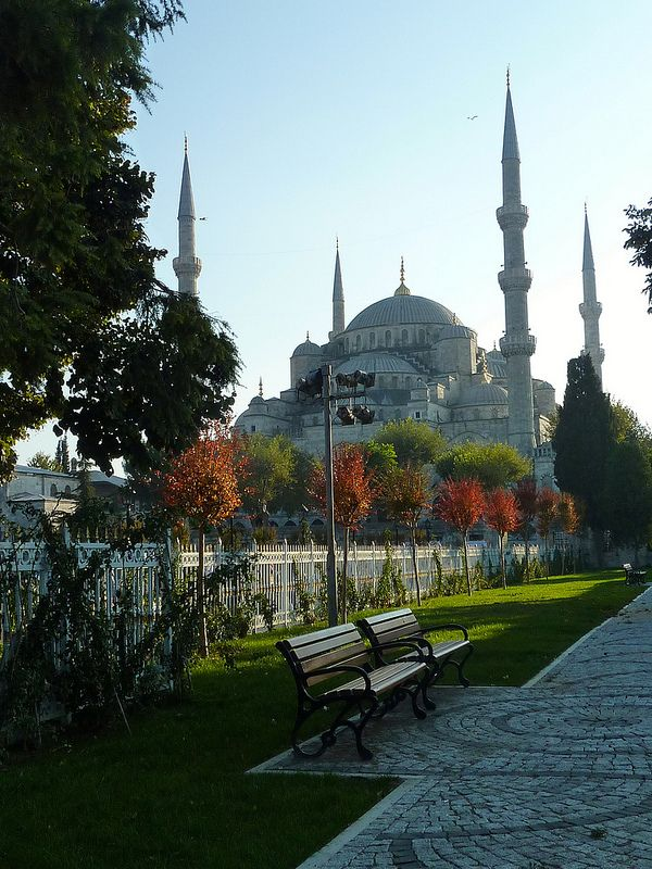 Blue Mosque , Istanbul