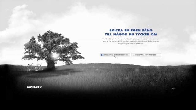 Monark webbkampanj, Vårkänslor.