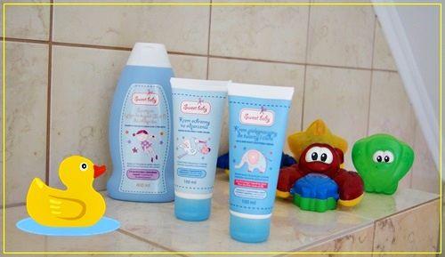 Kosmetyki dla dzieci Sweet baby - nasza opinia.