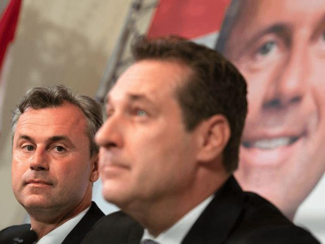 Leader of the Freedom Party of Austria, HC Strache, has raised questions over the postal vote result in the Austrian presidential election.