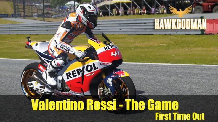 MotoGP Valentino Rossi Game Three[NOTICE] MotoGP 2016 Video Game Is Awes...