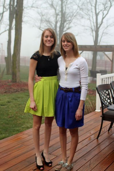 Duggar boy dating a girl who wears pants