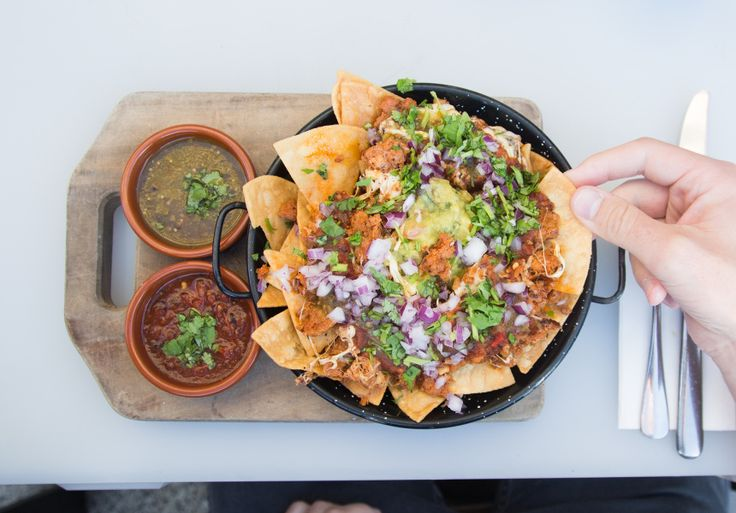 Mexican: Get your fill of tacos, tostadas and tequila.