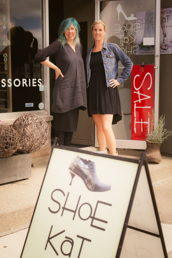 Shoe Kat Shoo: Downtown Orangeville