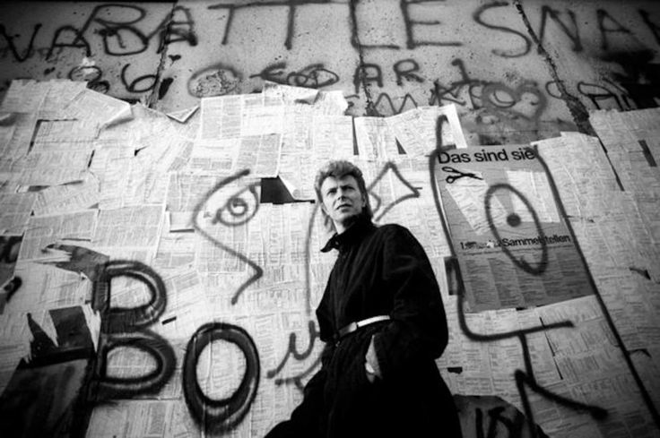 Bowie's concert in 1989 started a series of events that contributed to the Fall of the Berlin Wall—according to an official German Government Tweet.Bowie's concert in 1989 started a series of events that contributed to the Fall of the Berlin Wall—according to an official German Government Tweet.