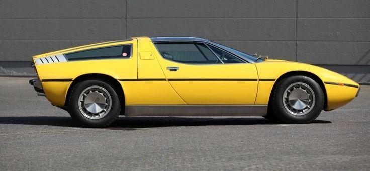 Maserati Bora 1971 … #maseraticlassiccars #
