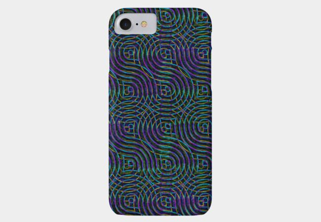 Hypnosis Phone Case by Scar Design. #hypnosis #iphonecase #phonecase #designbyhumans #design #pattern #summergifts