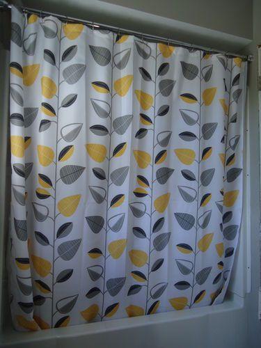 best 25 yellow shower curtains ideas on pinterest yellow kids curtains shower curtains. Black Bedroom Furniture Sets. Home Design Ideas