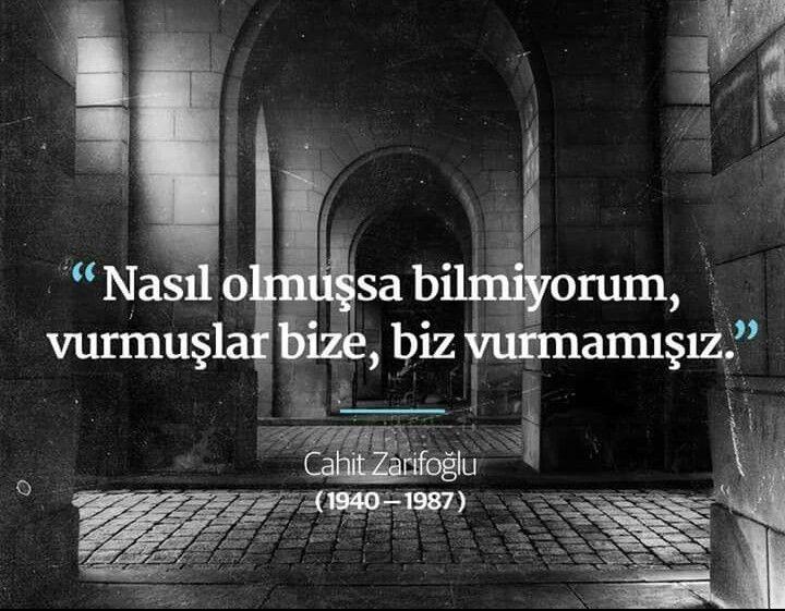 #cahitzarifoğlu #acz