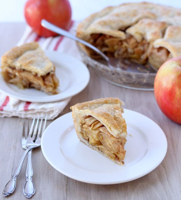 Chai Apple Pie | Recipe