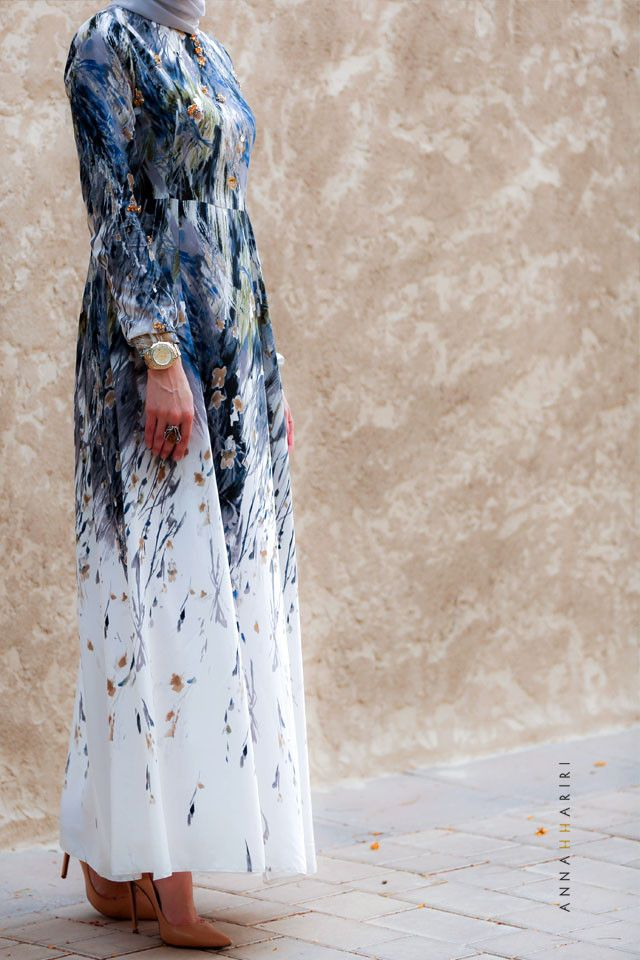 Cotton Crystal Dress | ANNAH HARIRI
