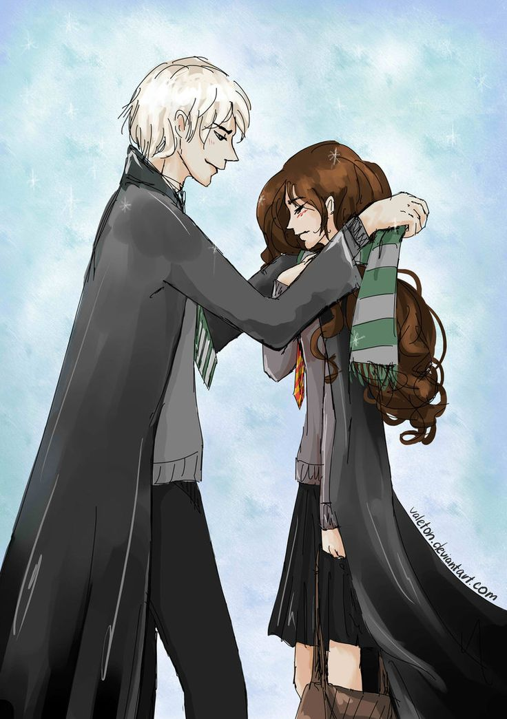 Dramione by valeton on deviantart draco and hermione - Harry potter hermione granger fanfiction ...