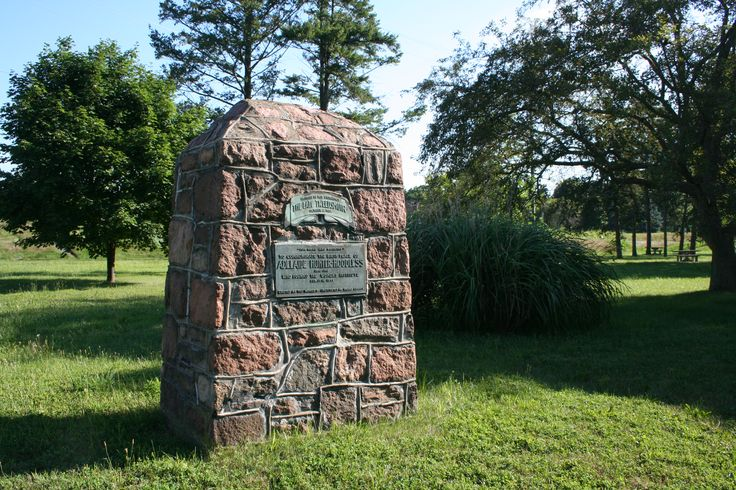 On October 27, 1937, some 300 people watched Lady Tweedsmuir unveil a cairn dedicated to Adelaide's memory.  The cairn can be found at the intersection of Blue Lake Road and Highway #24, near St. George, Ontario.  To this day, it is cared for by the Brant District W.I.