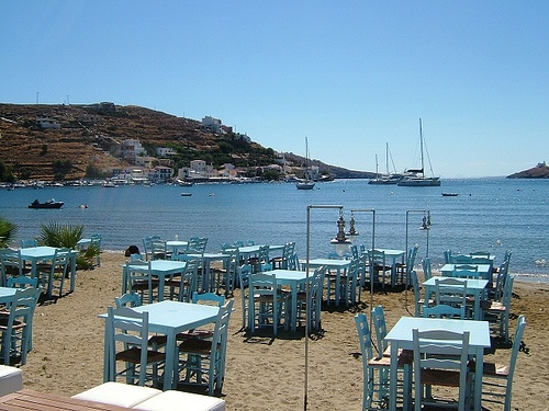 KORISSIA KEA, GREECE    I'll be staying here if I go to the archaeological field school!!!!!
