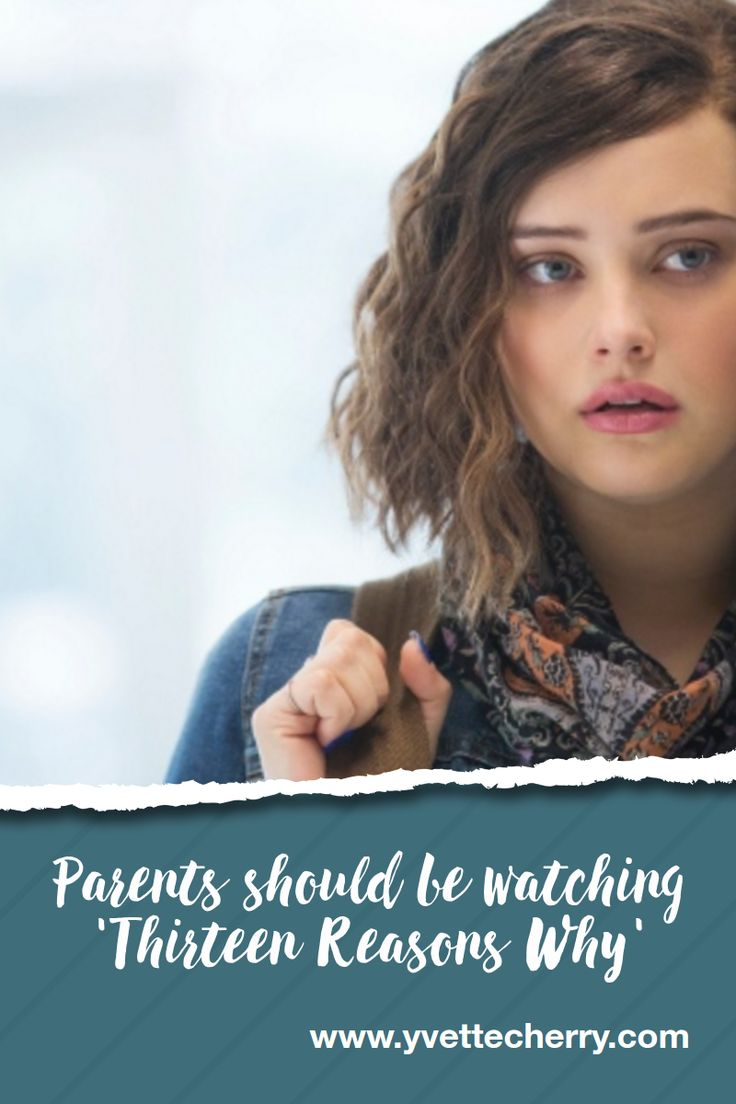 A review of the Netflix series '13 Reasons Why.' Why I believe parents of teens should watch it.