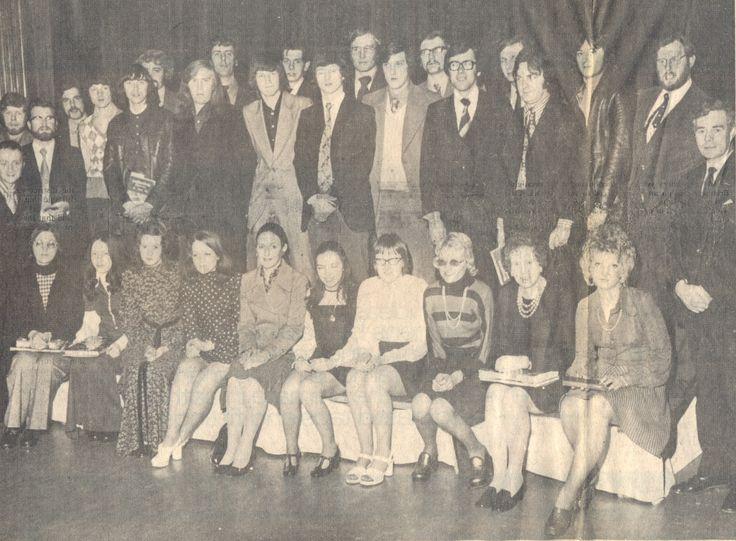 March 1974 - Awards Winners