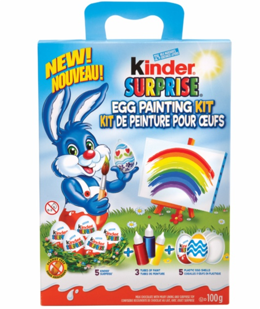 Kinder Surprise Kits