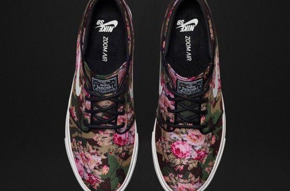 The Nike SB Stefan Janoski Floral Digi-Camo Will Release This Weekend http://SneakersCartel.com #sneakers #shoes #kicks #jordan #lebron #nba #nike #adidas #reebok #airjordan #sneakerhead #fashion #sneakerscartel Check more at http://www.SneakersCartel.com