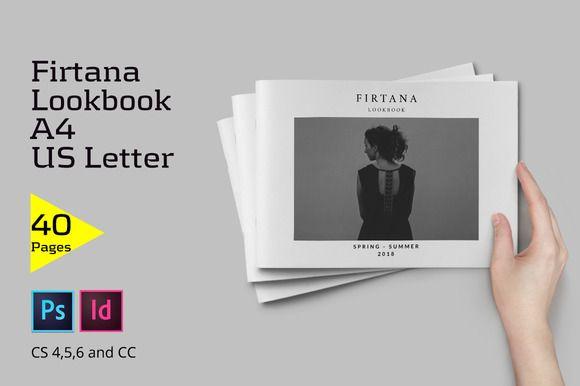 Firtana Lookbook by Firtana on @creativemarket