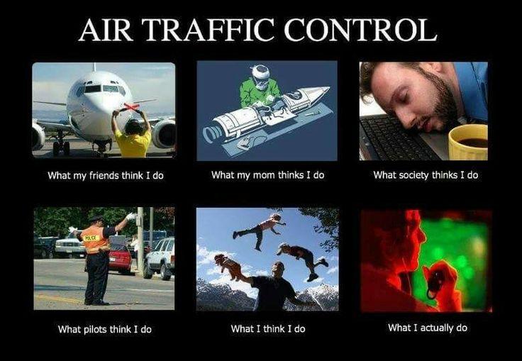 Air Traffic Control #FAA #ATC