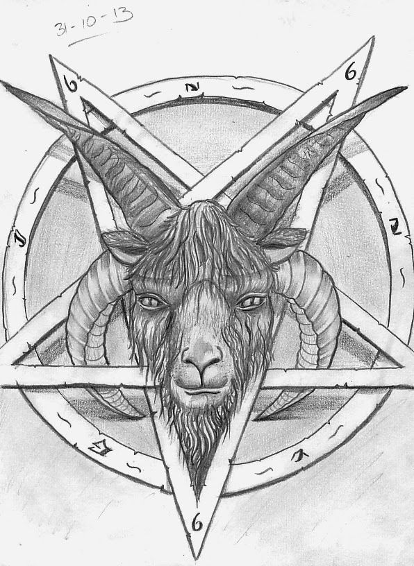 a1b45e4756929 Images For > Satanic Tattoo Designs | kurt | Satanic tattoos, Tattoo  designs, Satan