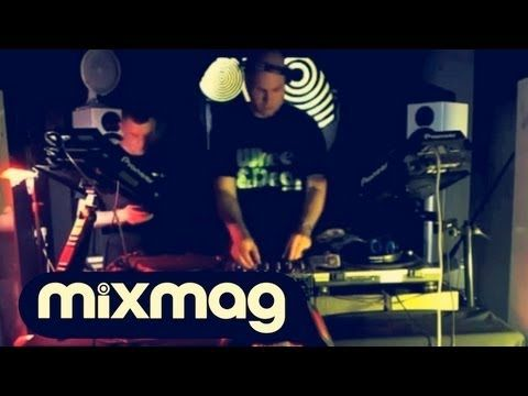 DJ Sneak exclusive house gangster set in the Mixmag DJ Lab