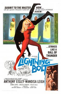 Lightning Bolt (Operazione Goldman) (1966, Italy / Spain)