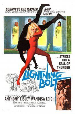 Lightning Bolt (Operazione Goldman) (1966, Italy / Spain)
