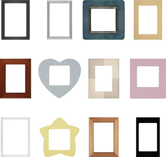 The 113 best Photoshop-Frames, Textures and Templates images on ...