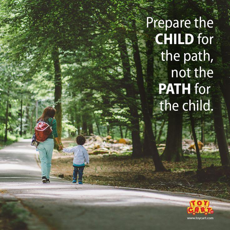Monday Motivation! #prepareforthefuture #motivationalthought #mondaymotivation #path #joysforall #kids #future