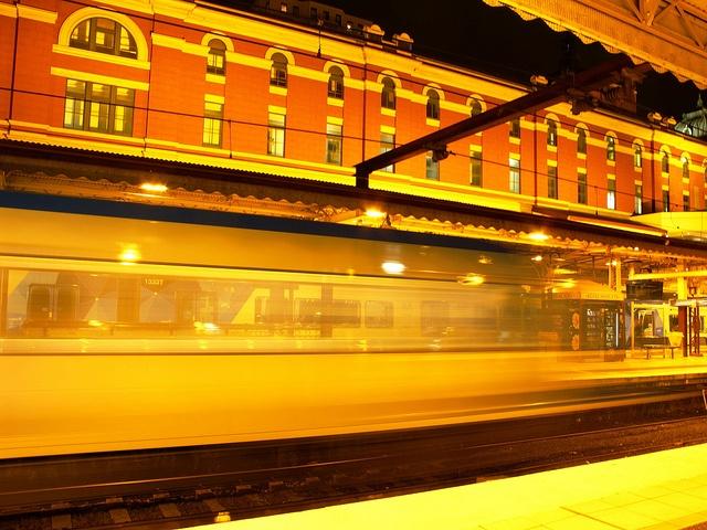 LocumLENS entry - Flinders Street Station in Melbourne, Australia.  Photo courtesy of Dr. Benjamin Ross.