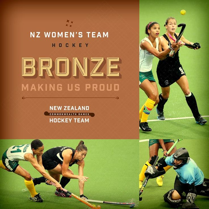 Women's hockey brought home the bronze today with a 5-2 win against South Africa  #makingusproud #Glasgow2014 #NZ2014