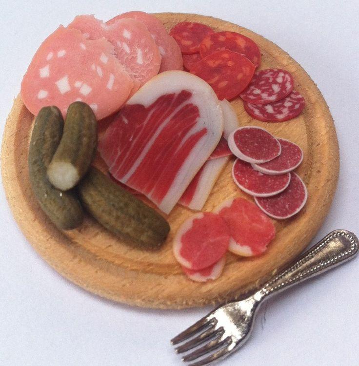 Miniature meats