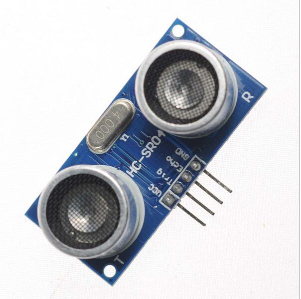 Gratis shiping HC-SR04 Gelombang Ultrasonik Detector Mulai Module HC-SR04 HCSR04 untuk dunia HC SR04 Jarak Sensor
