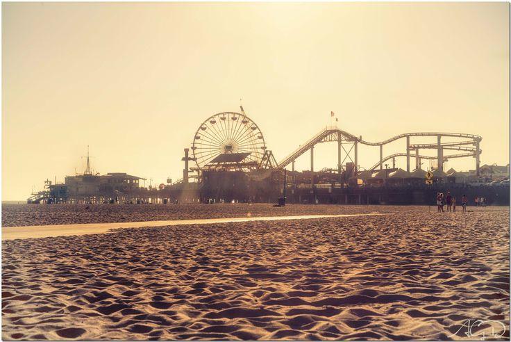 Santa Monica -Californie Arnauld Grassin Delyle Photography 2013 http://grassindelyle.fr/