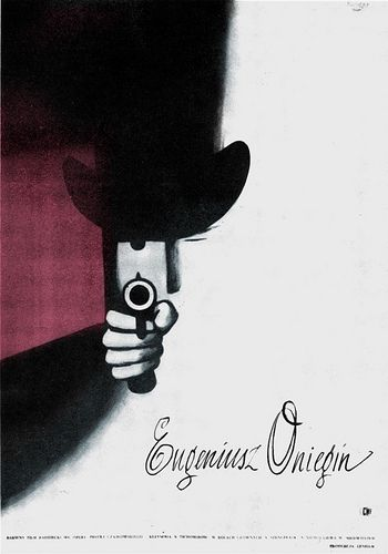 1960 Wojciech Fangor - Eugeniusz Oniegin