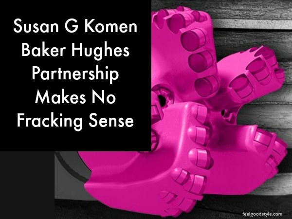 "Susan G Komen teams up with Baker Hughes in BCA campaign aimed to ""end breast cancer forever""."