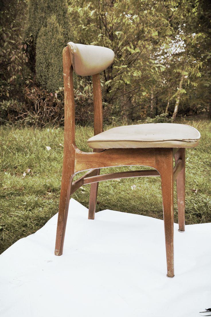 Krzesło TYP 200-190, Rajmund Teofil Hałas, 1963.