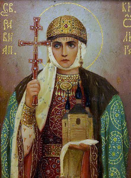 Olga of Kiev (reigned 945-962)