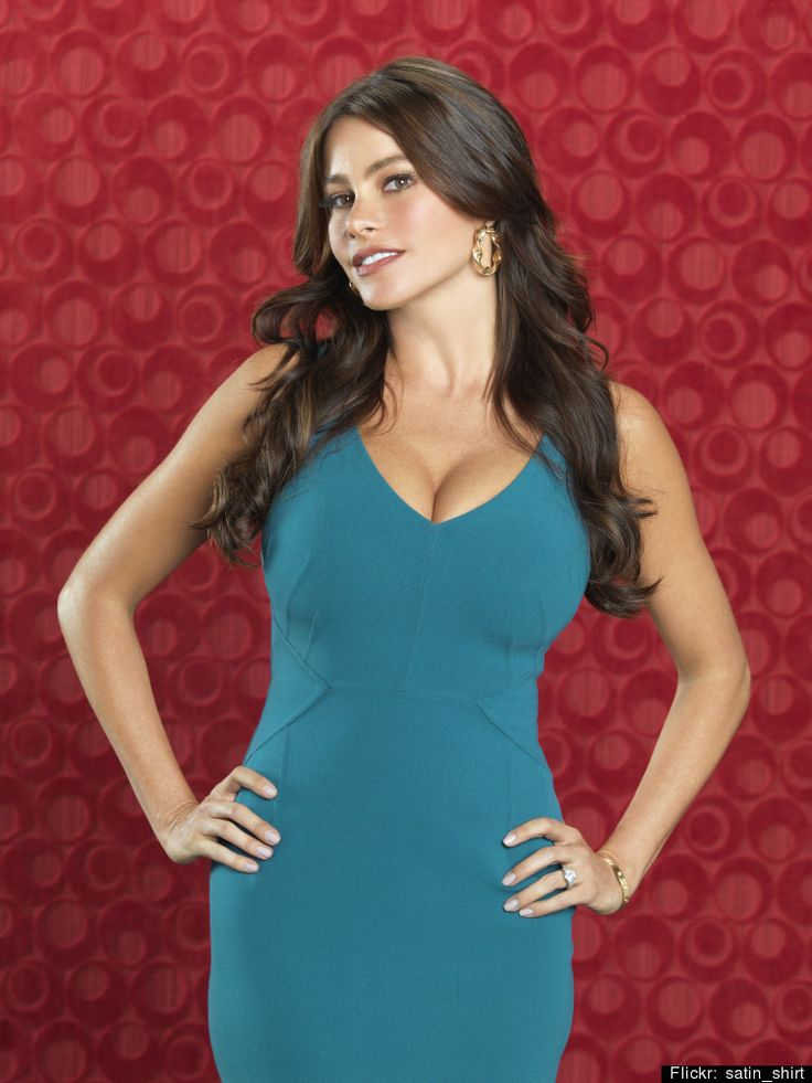 """Sofia Vergara Consider her crossover career a successful one! Not only is Sofia Vergara a three-time Emmy nominee for her hilarious work on ABC's """"Modern Family,"""" but the sexy Colombian star is also the highest paid actress on television!  Colombian Independence Day: Meet Our 16 Favorite Colombian Celebs! (PHOTOS)"""