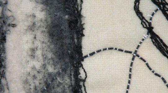 Online textile art course