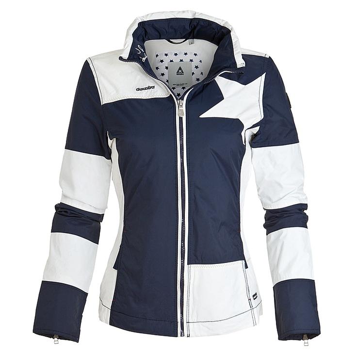 Wind- and waterresistant Gaastra jacket voor ladies. Only € 169,95. Buy at Waterborg!