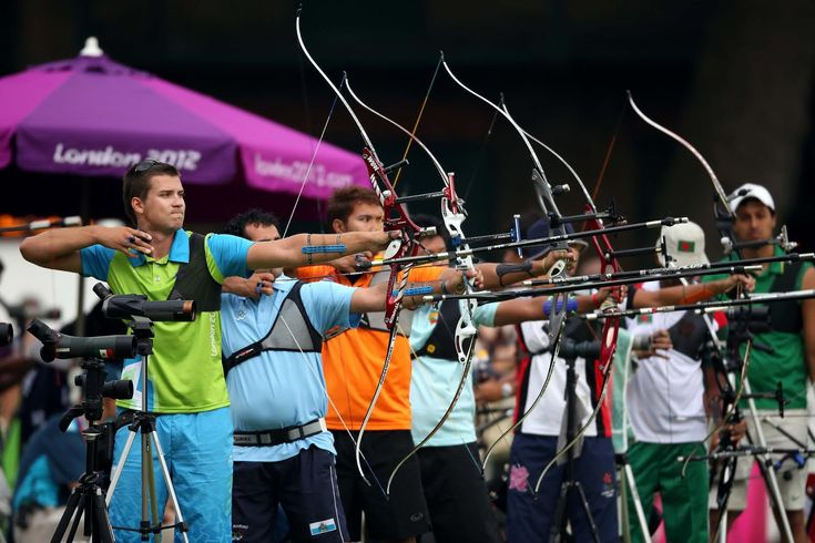 How to improve scores at archery tournaments