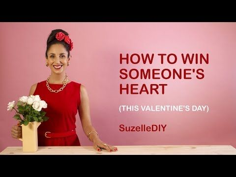 Suzelle shows us how to win someone's heart for Valentine's Day | Channel24
