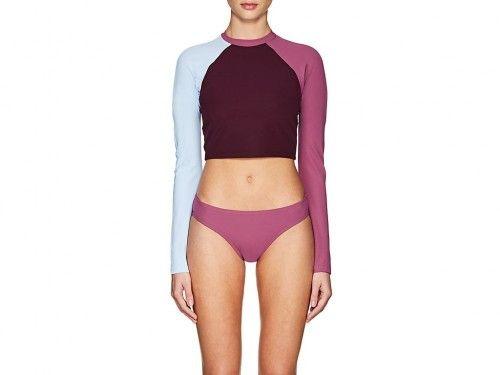Flagpole+Swim+Women's+Everly+Rashguard+Swimwear+ +Clothing