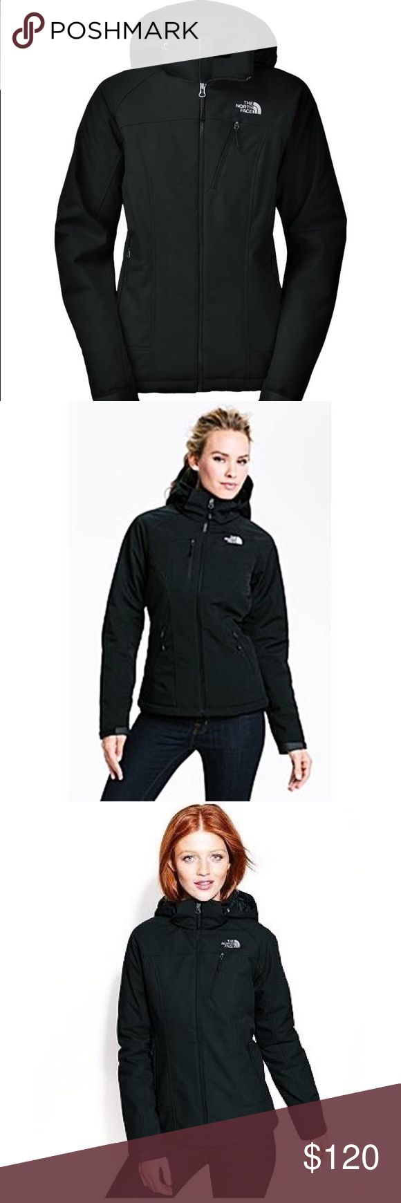 North Face Apex Black Winter Coat Jacket Northface Great coat! Size M. Excellent condition The North Face Jackets & Coats