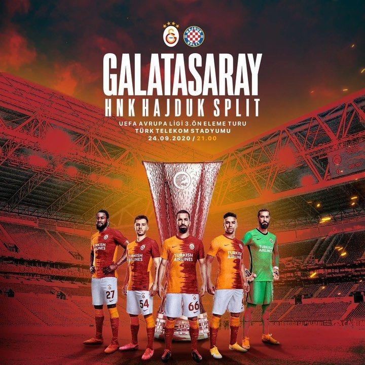 61 3b Begenme 1 804 Yorum Instagram Da Galatasaray Galatasaray Bugungunlerdengalatasaray Uel Uefa Avrupa L Movie Posters Hnk Hajduk Split Movies