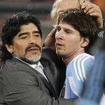Messi, no está entre los diez mejores de la historia de los mundiales