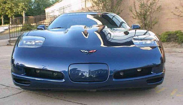 Corvette 01 97 04 03 02 01 00 Corvette C5 Headlight