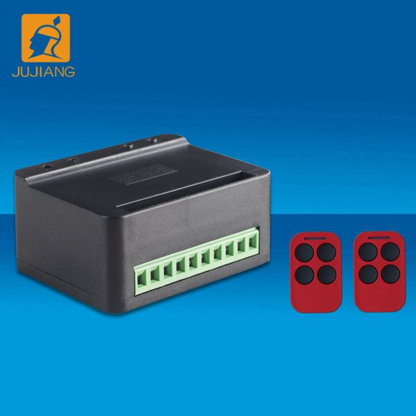 radio control unit remote controller receiver 433 mhz for gate automation system / home security JJ-JS-SM18